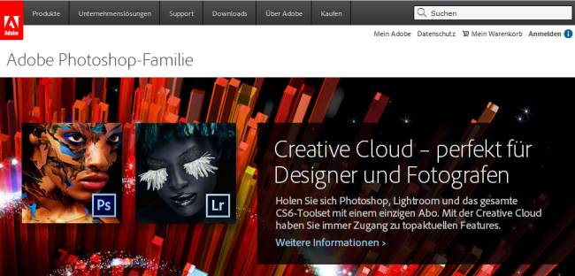 photoshop von adobe